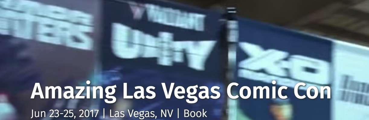 Comic Con Casino Las Vegas 2017